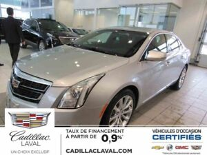 2017 CADILLAC XTS SEDAN AWD Luxury