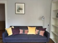 One bedroom flat with garden - short term and holiday lets