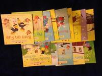Usborne farmyard tales children's kids baby story book gift Christmas like new 14 job lot car boot