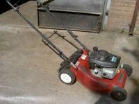 Mountfield / Honda self propelled Petrol Lawn Mower.