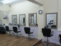 Beauty Rooms for rent & Hairstylists position