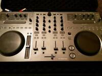 Pioneer DDJ-T1 controller and UDG carry case