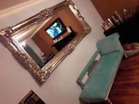 We have ten of these beautiful heavy large guild framed mirrors £195 each