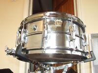 Ludwig Super sensitive snare drum