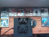 Ps3 concole and bundle