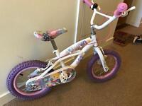 Girls Bike 4-6 yr old