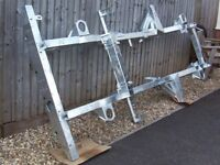 Landrover Galvanised Chassis