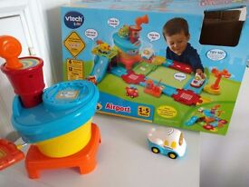 Toot Toot Airport Toy
