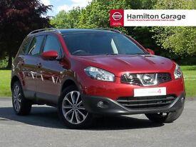 Nissan Qashqai+2 1.5 dCi [110] Tekna 5dr (red) 2013