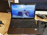 hp pavilion g6 windows 7 6g memory 700gb hard drive processor intel core i5 2.60 ghz webcam