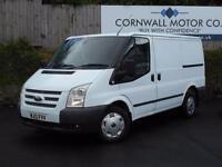 FORD TRANSIT 2.2 260 TREND LR 1d 124 BHP + VAT NEW MOT AND SERV (white) 2012