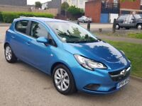 VAUXHALL CORSA ENERGY 1.4 ALMOST BRAND NEW CAR ONLY 4400 MILES