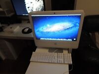 Apple imac late 2006 20 inch