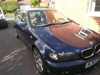 Bmw for sale or swaps for 7 seater
