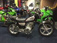 HUONIAO 125CC LEARNER LEGAL