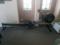 Concept 2 Model C Pm3 Rower