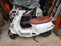 Cpi Bravo 50cc moped