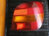 Ford Fiesta Mk3 driver side / off side rear tail light 89FG 13N004 AA