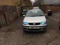 VW Polo 1.0 very low mileage