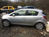 2008 Corsa D 1.3 cdti 6 speed - breaking for spares