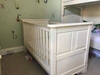 Aspace Belvoir Cot and Cotbed