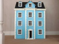 Dolls House with accessories for sale