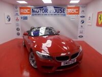 BMW Z4 SDRIVE20I M SPORT ROADSTER(FREE MOT'S AS LONG AS YOU OWN THE CAR!!) (red) 2015