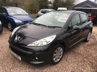 Peugeot 207 only 66,000 miles 2009