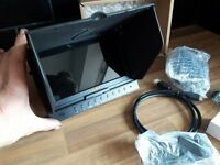 Lilliput 5D-ii Monitor 7'' with HDMI feild camera monitor cinematographer dslr dvr cctv photography