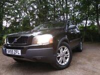 **RELIABLE, GENUINE, BARGAIN** Volvo XC90 2.4 D5 SE AUTOMATIC 12 MONTHS MOT 7 SEATS, DIESEL