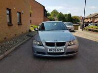 2006 BMW 3 Series 2.0 318d SE 4dr Manual @07445775115 Full+History+Long+Mot+R+Sensor