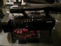Sony hvr v1e