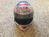 Nitro Medium Motorbike Helmet