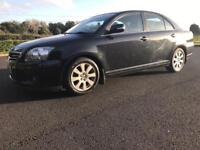 2007 TOYOTA AVENSIS T3 - X FSH NEW CLUTCH FITTED Astra,MONDEO,Megane,A3