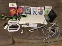 Wii, fitness set