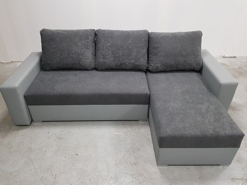 New Corner Sofa Bed With Storage And Sleeping Function In Eastville Bristol Gumtree