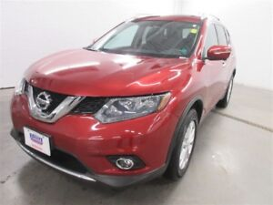 2015 Nissan Rogue SV! 7 PASSENGER! AWD! B-UP CAM! ALLOYS! NAV!