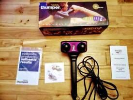 Thumper Mini Pro 2 Body Massager.