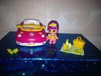 The pinypon car