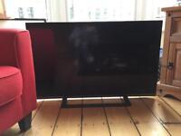 "Sharp AQUOS 41"" flat screen tv"