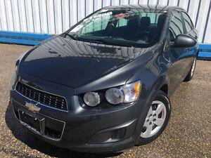 2016 Chevrolet Sonic LT *HEATED SEATS-BLUETOOTH*