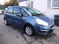 2012 Citroen Picasso VTR Plus 1.6 HDI Automatic *** damaged repairable ***