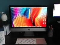 SOLD **Apple iMac 27 inch (late 2012) Like New! 24Gb RAM 3Tb Fusion drive. ***SOLD