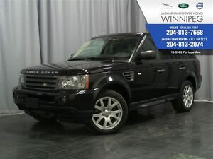2009 Land Rover Range Rover Sport HSE *LOCAL TRADE* *LOW KM*