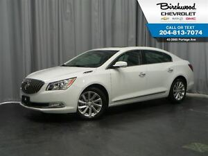 2016 Buick LaCrosse Leather LEATHER   SUNROOF