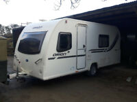 Bailey Orion 430/4 caravan