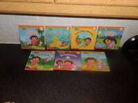 Dora The Explorer Books
