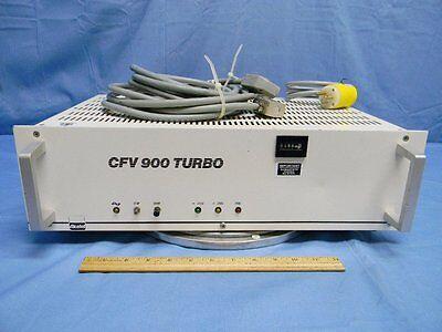 Alcatel Cfv-900 Turbo Pump Controller