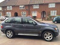 BMW X5 2002 3L Diesel FSH HPI Auto Xenon Headlights Sat Nav Heated Seats