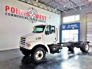 2001 Sterling L7500 Cab & Chassis